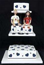 musí být i fotbalový dort