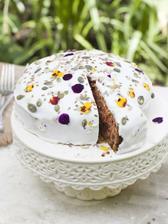 krásně něžný  jedlý dort :-)