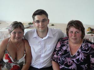 Lukáš s maminkami