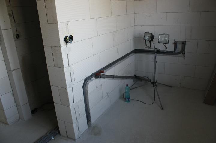 Optimal 1039, Interiér - Horná kúpeľňa