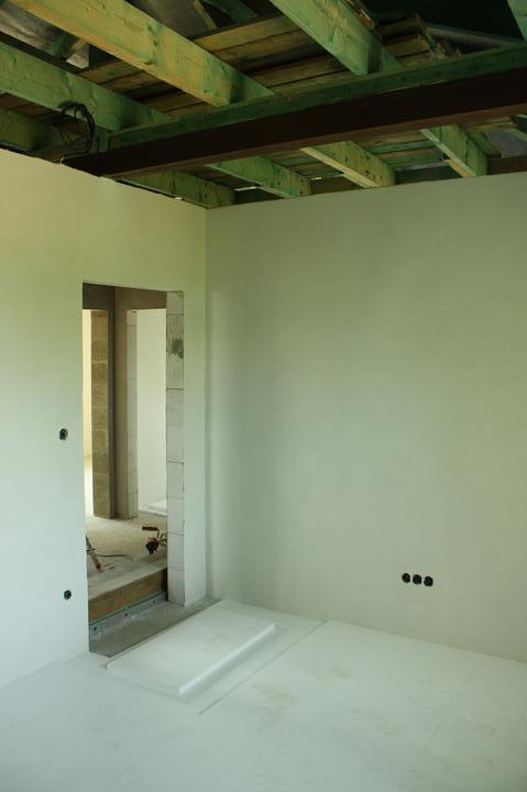 Optimal 1039, Interiér - Podlahový polystyrén