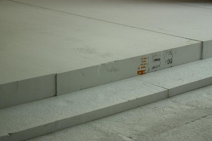 Optimal 1039, Interiér - 3 vrstvy polystyrénu