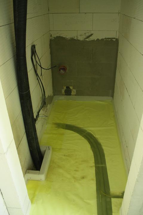 Optimal 1039, Interiér - Rekuperačná miestnosť bez podlahovky