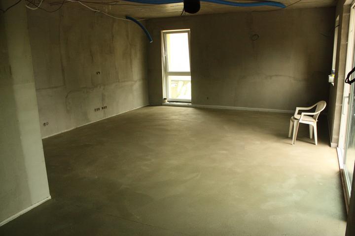 Optimal 1039, Interiér - Obývačka - pohľad z kuchyne
