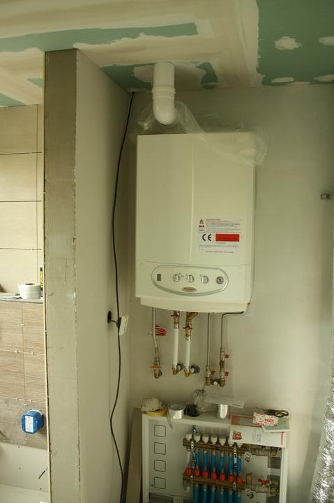 Optimal 1039, Interiér - Immergas Victrix Zeus 26 kW