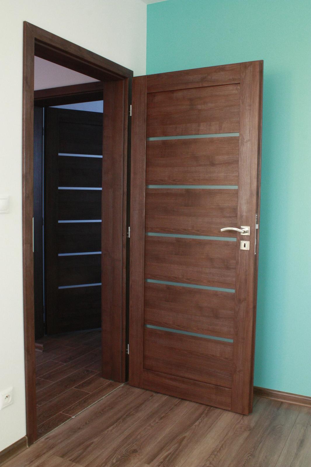 Optimal 1039, Zariaďujeme - Interiérové dvere