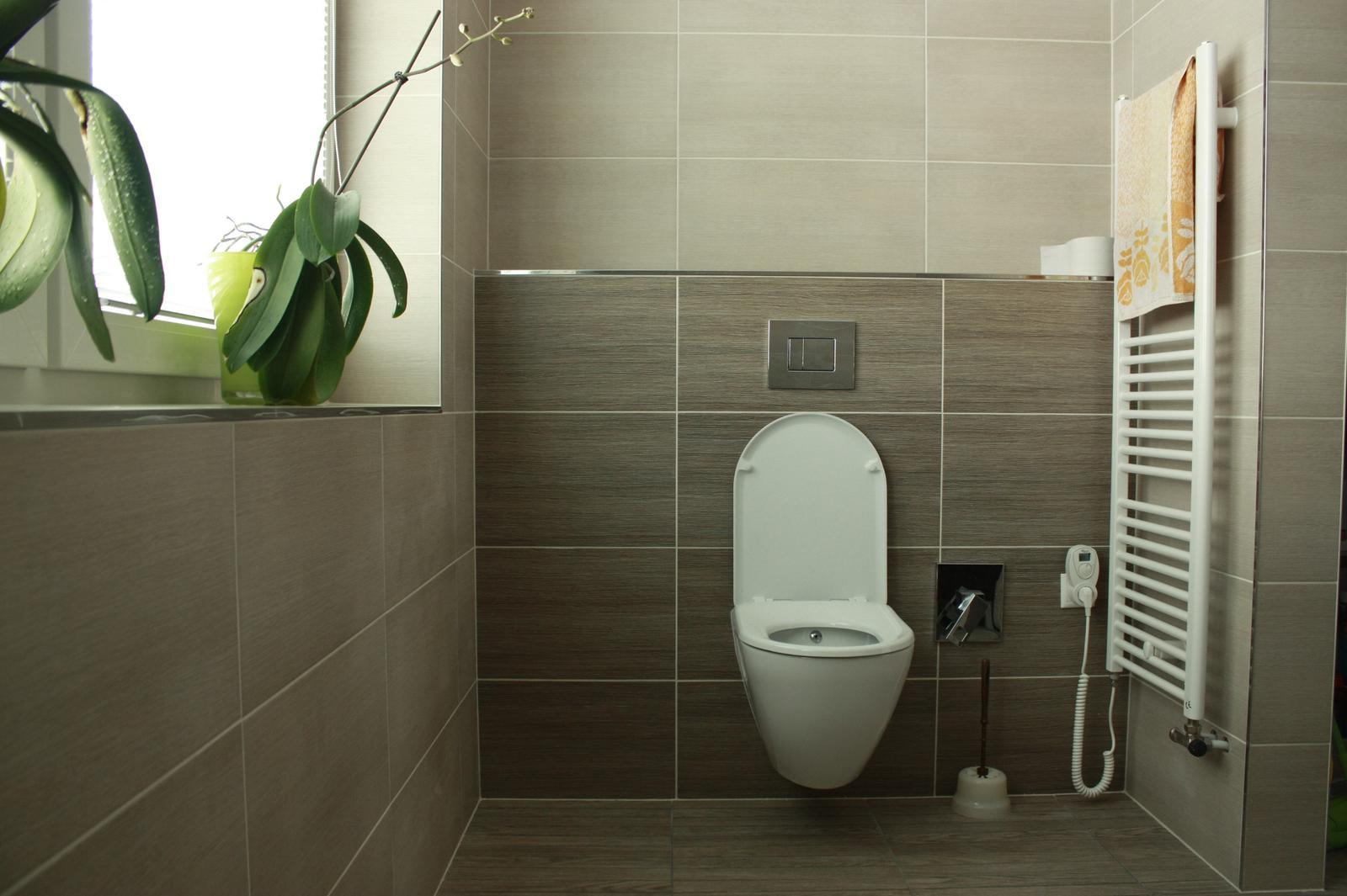 Optimal 1039, Zariaďujeme - TUBADZIN Biloba, horná kúpeľňa