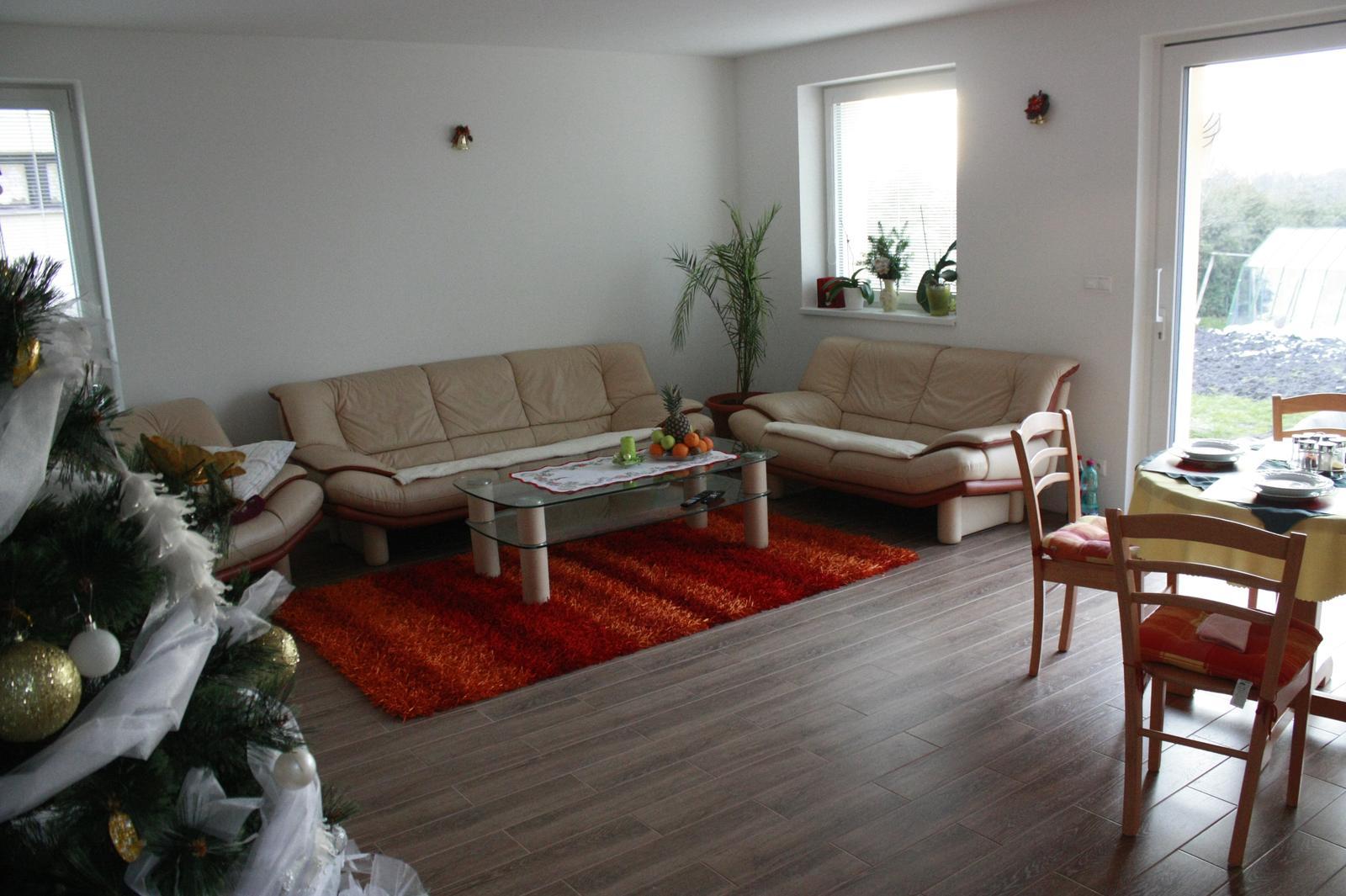 Optimal 1039, Zariaďujeme - Obývačka