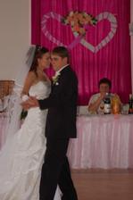 prvý novomanželský tanec