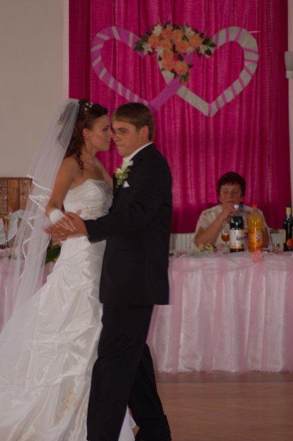 Janka{{_AND_}}Andrej - prvý novomanželský tanec