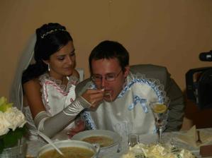Jojovi chutí vždy:)