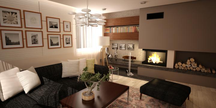 Interiér rodinného domu - Obrázok č. 9