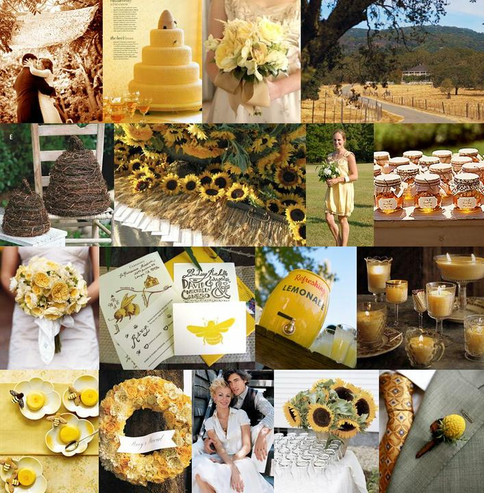 Slnečná žlto-medová :) - Obrázok č. 5