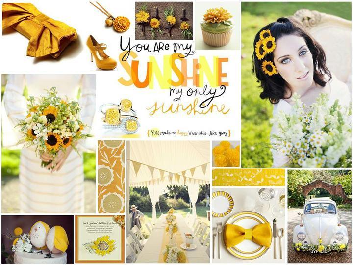 Slnečná žlto-medová :) - Obrázok č. 32