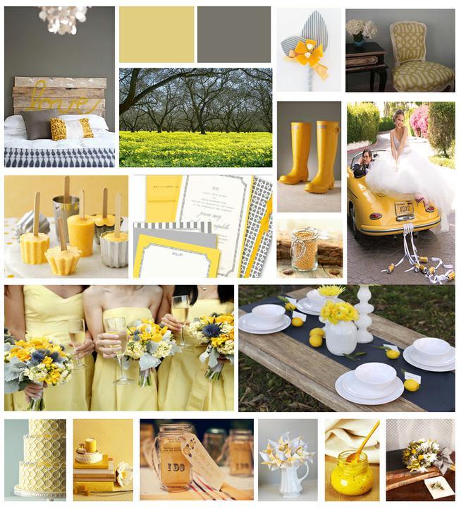 Slnečná žlto-medová :) - Obrázok č. 41