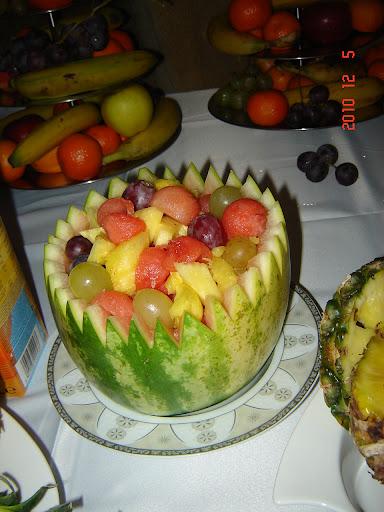 Slnečná žlto-medová :) - ovocioooo....