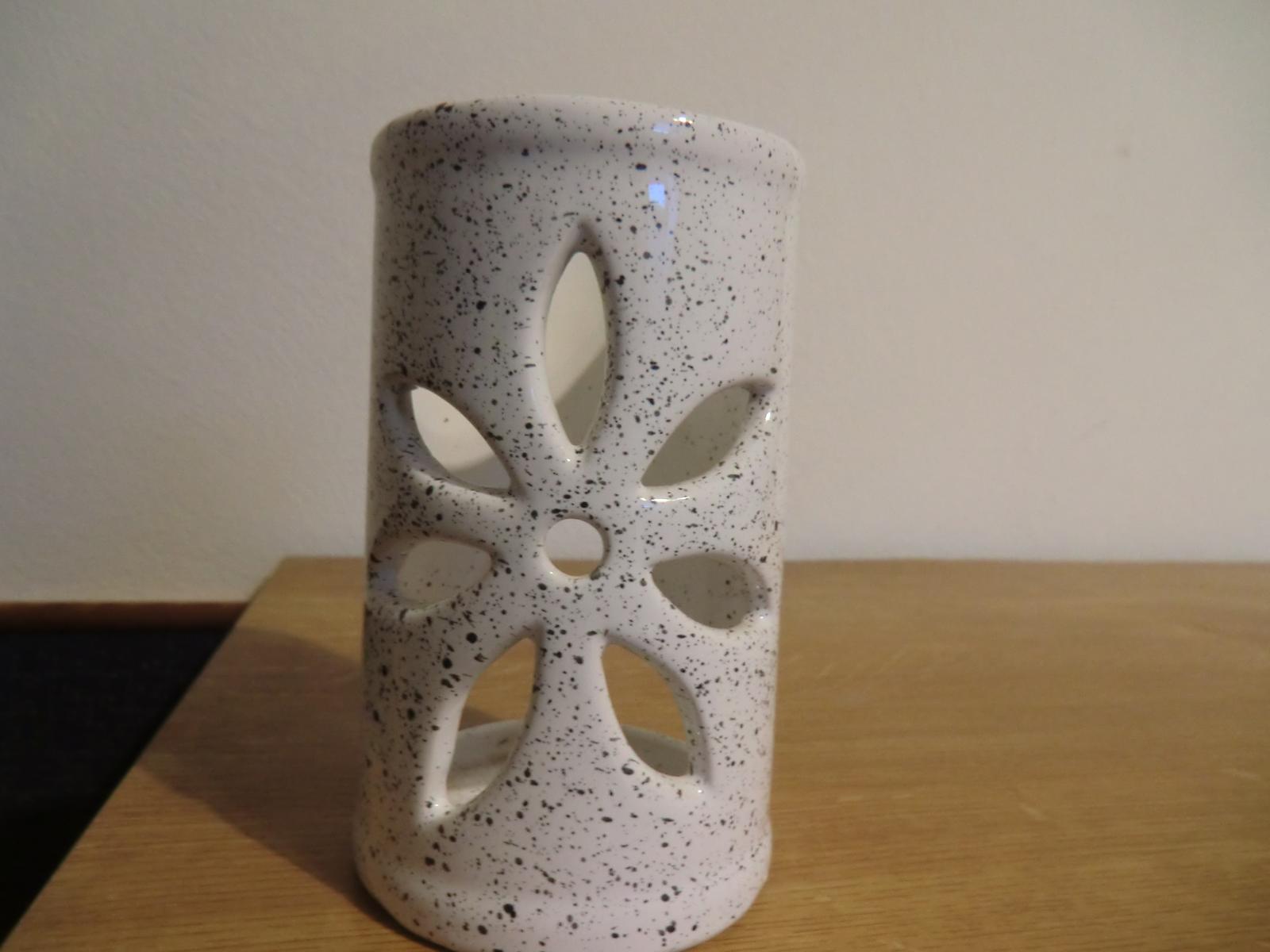 Svietnik na čajovú sviečku - Obrázok č. 1