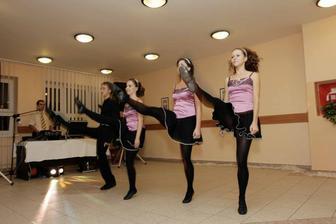 Írske tance,prekvapenie od našich kamarátov
