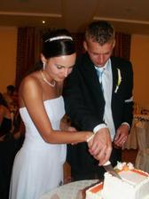.. krájanie torty