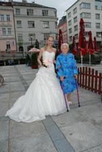 s mojí prababičkou