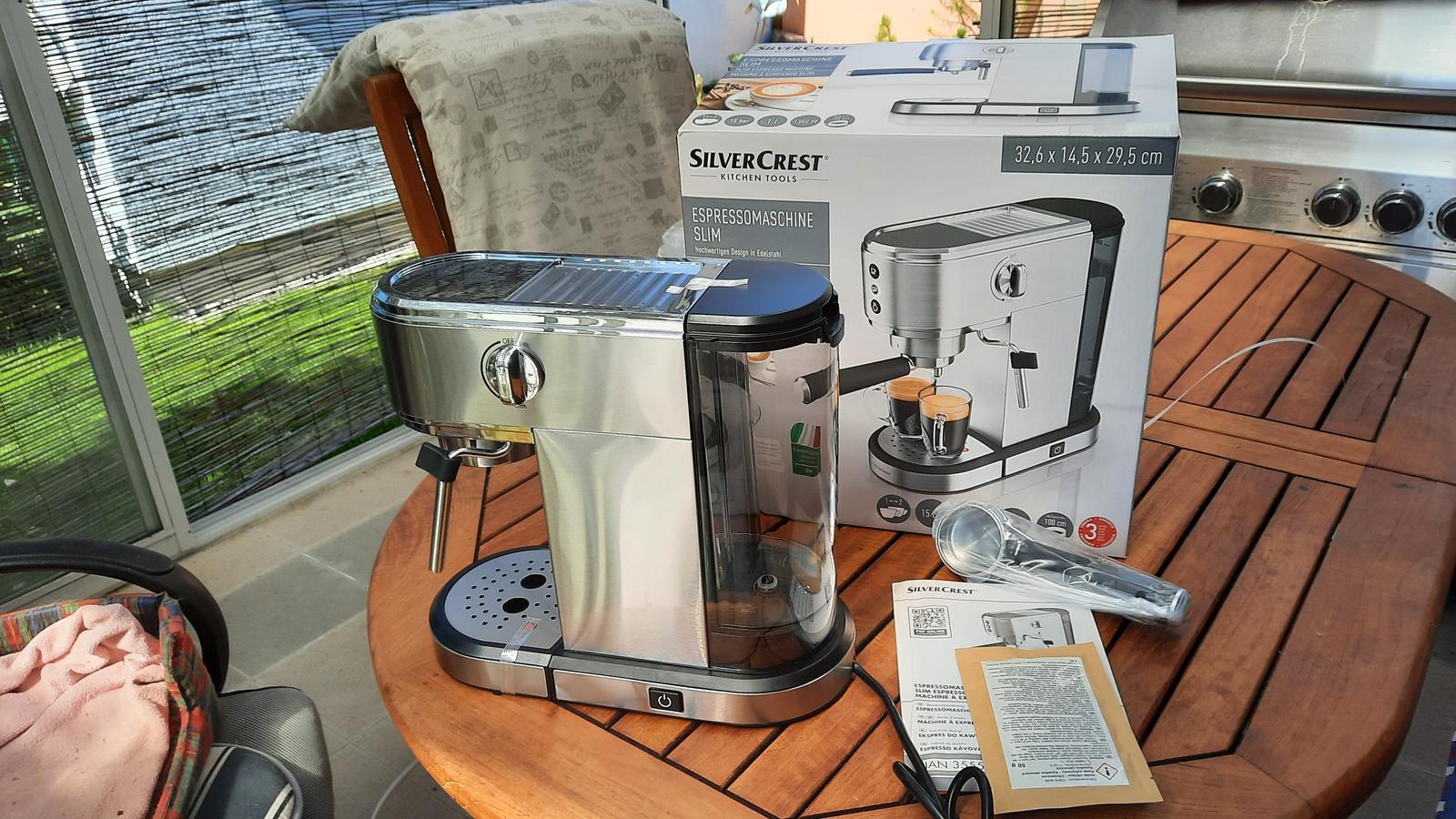 Pakovy kavovar - Obrázok č. 1