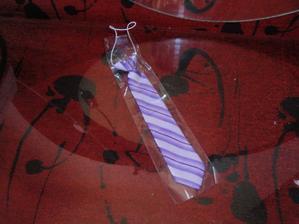 kravata pro špuntíka