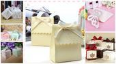 krabice na darčeky pre hostí,