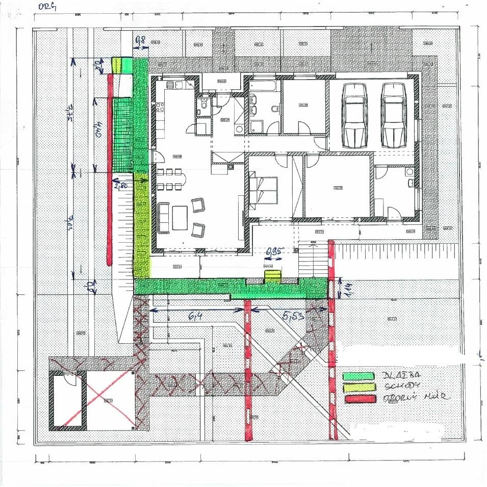 Hľadám firmu na realizáciu terasy, schodov a chodníkov v Dubovej pri Modre - Obrázok č. 1