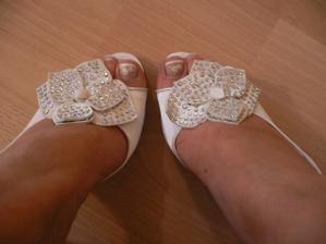 Moje nové botičky