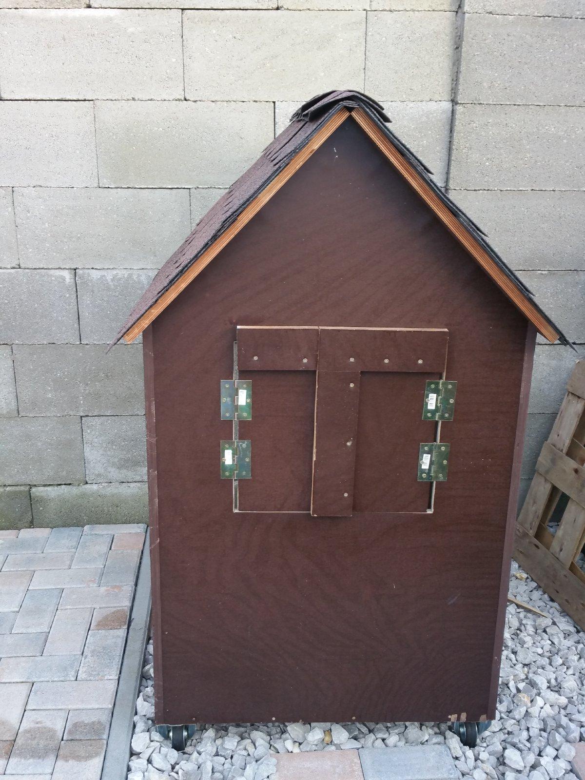 Záhradný domček za menej ako cenu materiálu - Obrázok č. 1