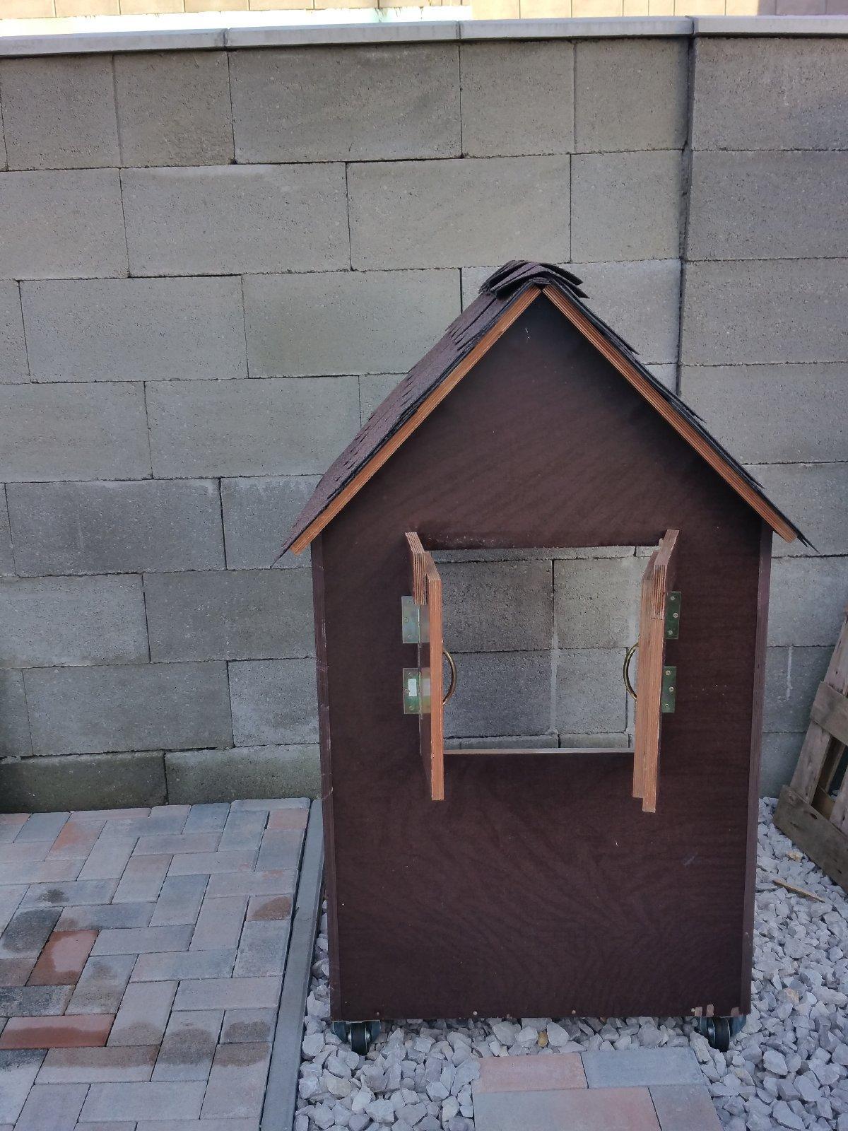 Záhradný domček za menej ako cenu materiálu - Obrázok č. 2
