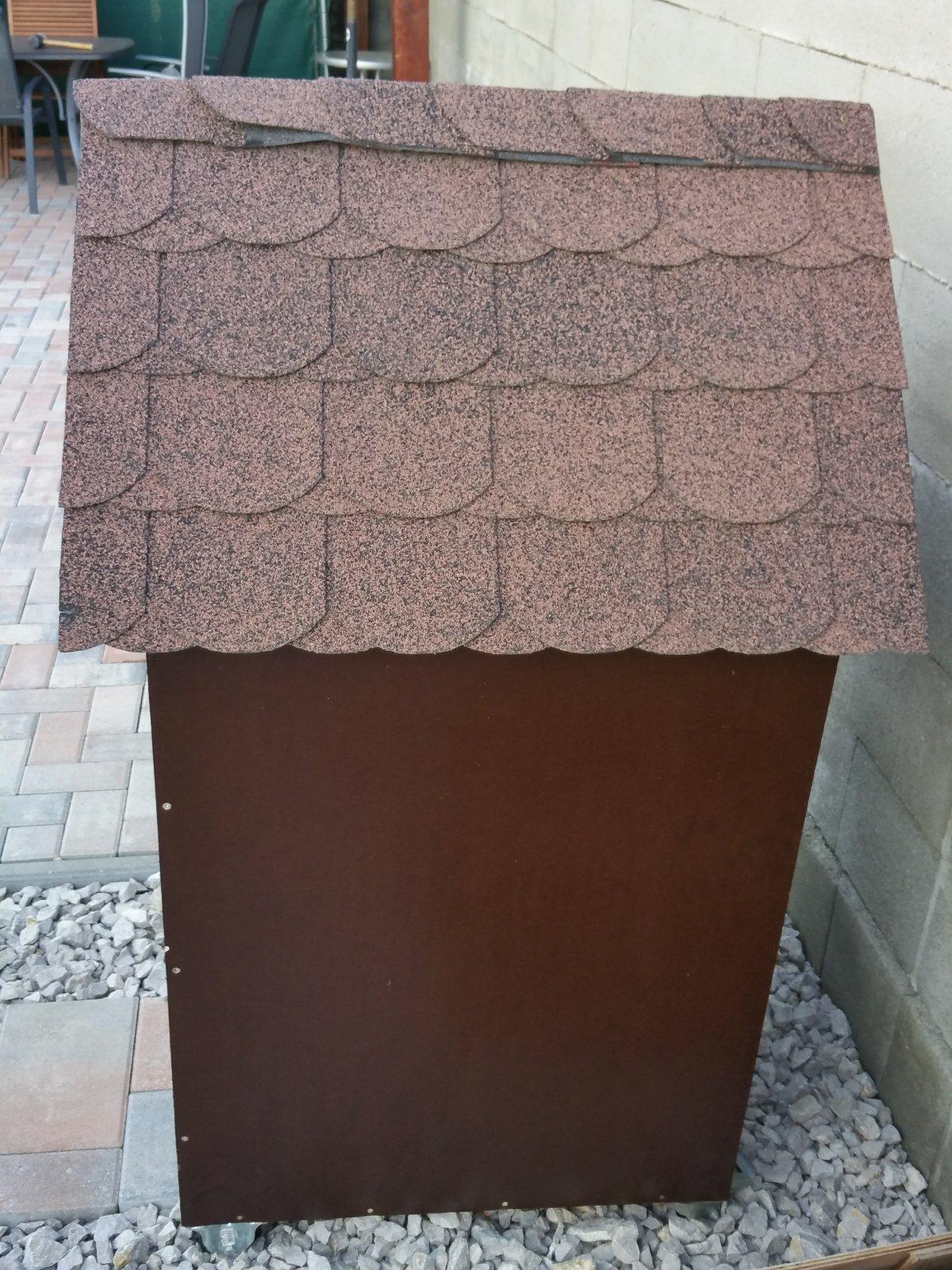 Záhradný domček za menej ako cenu materiálu - Obrázok č. 3