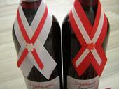 stužky na víno,