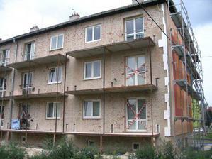 nové balkony