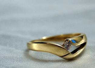 Můj zásnubní prsten :-)....12.3.2008