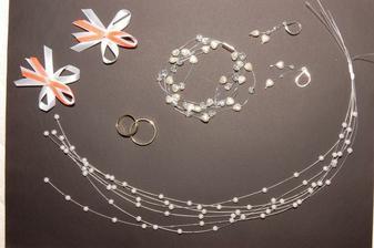 Detail šperků...