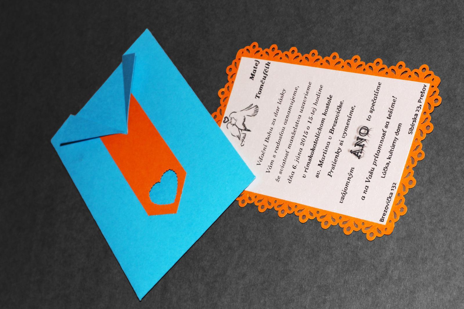 9596ee1c53dd Ukážte Vaše svadobné oznámenia - - Svadobné oznám... - str. 7