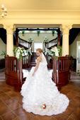 Svadobné šaty+doplnky, 38