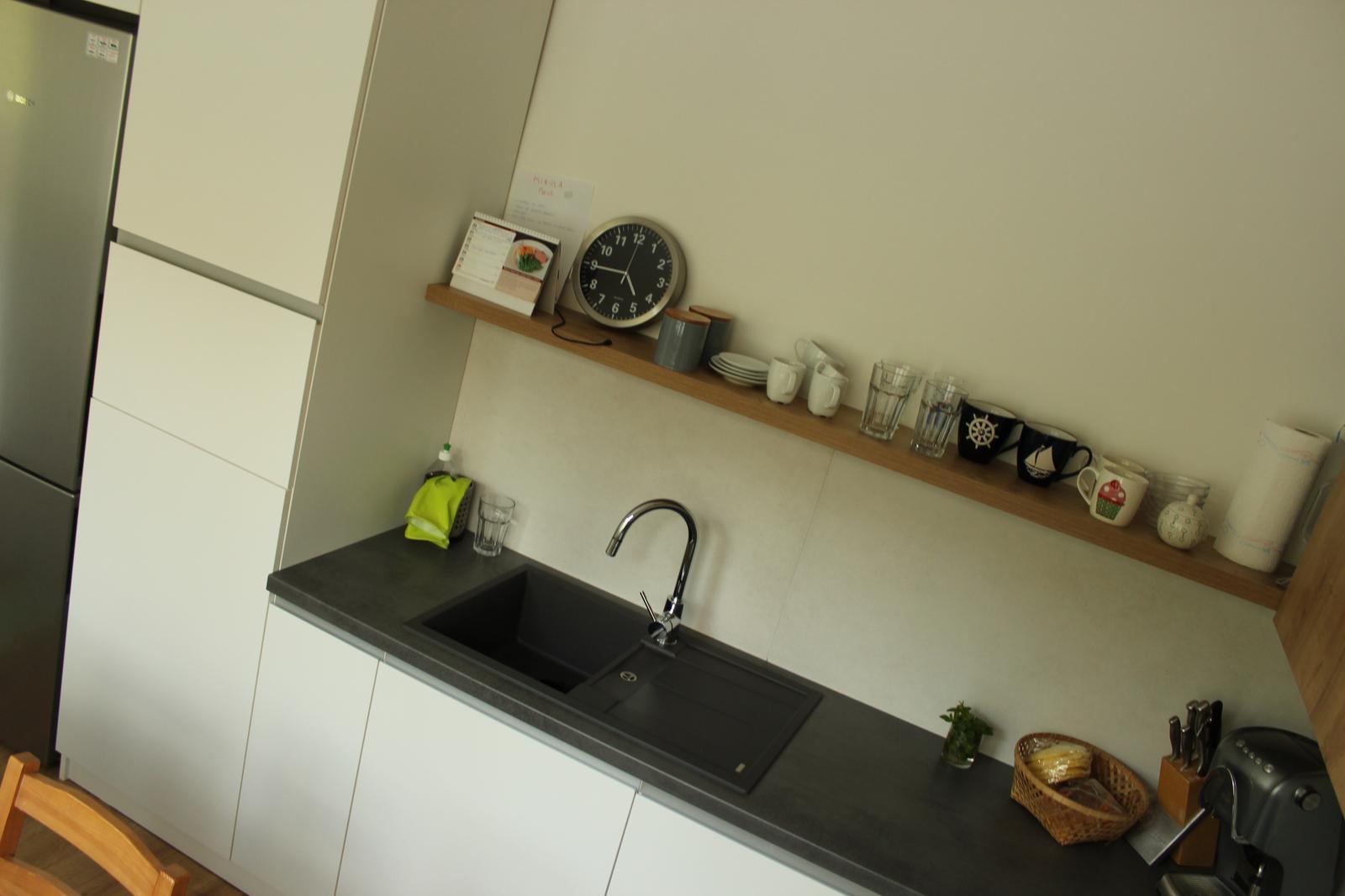 Moja nová kuchyňa :) - Obrázok č. 14