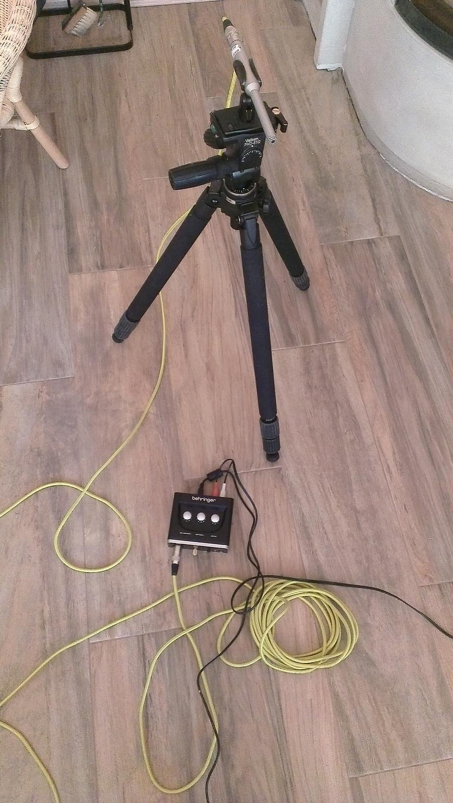 Audio - Video - Nova hracka na meranie a doladenie prenosovej charakteristiky audio sustavy a miestnosti