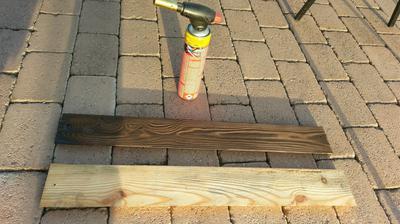 kupil som PB horak a drevo opalil