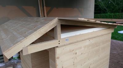 Pohlad na konstrukciu strechy