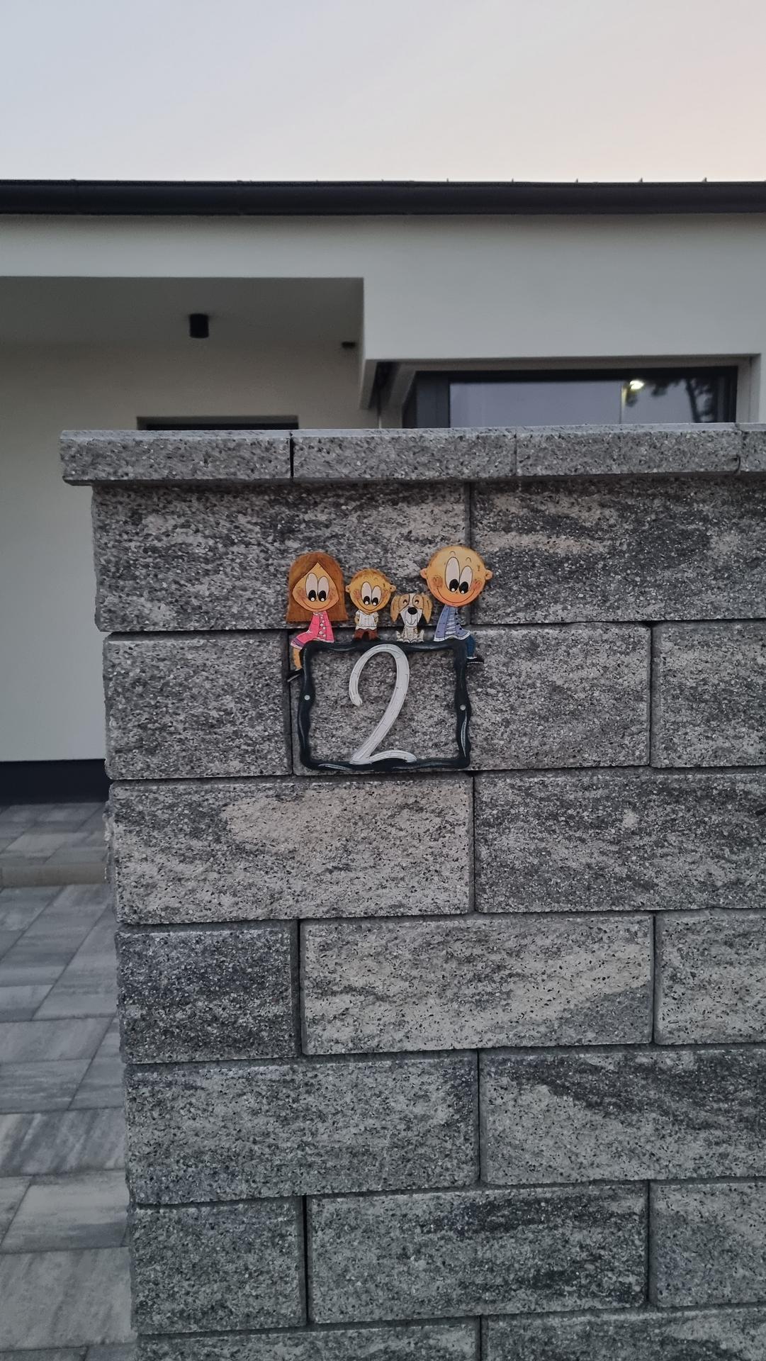 Číslo domu - Obrázok č. 2