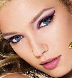 :o) predpriprava.... - zaujimavy make-up