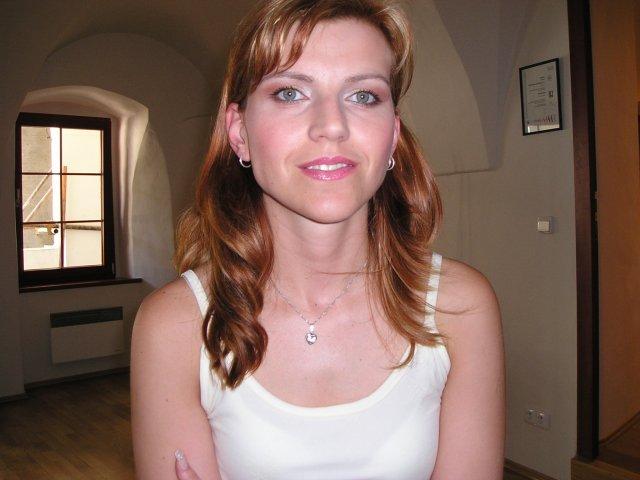 Moje predstavy - ešte som bola na jednej skúške make-upu u kaderníčky, ktorá ma ide česať, dopadlo to takto ...