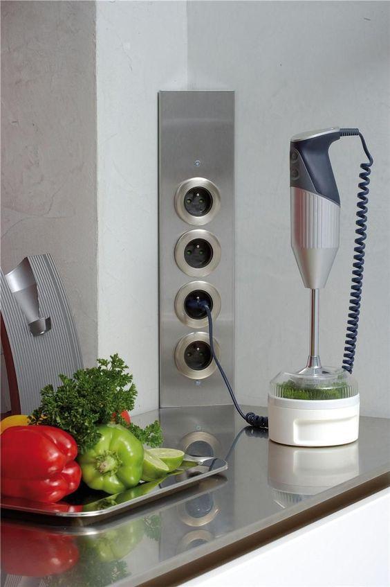 Sen o kuchyni... - fotka z pinterestu - takovou zásuvku nutně potřebuji :)