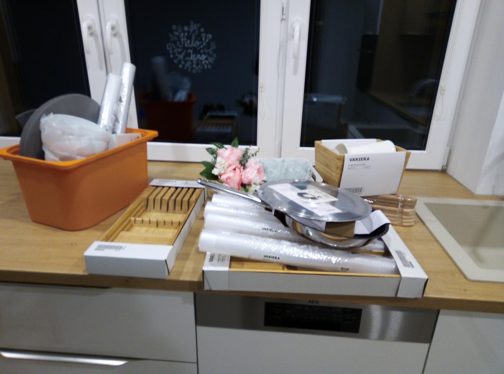 Sen o kuchyni... - ...jen pro pár drobností :)