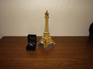 A takto to všetko začalo.... v Paríži zásnuby :)