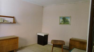 Tzv. babkina izba (bývala tam babka predošlým majiteliek