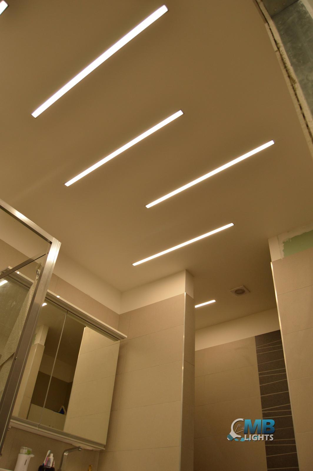 Osvetlenie kúpelne- Design by MB-Lights - Obrázok č. 3